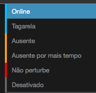 Bate-papo: online